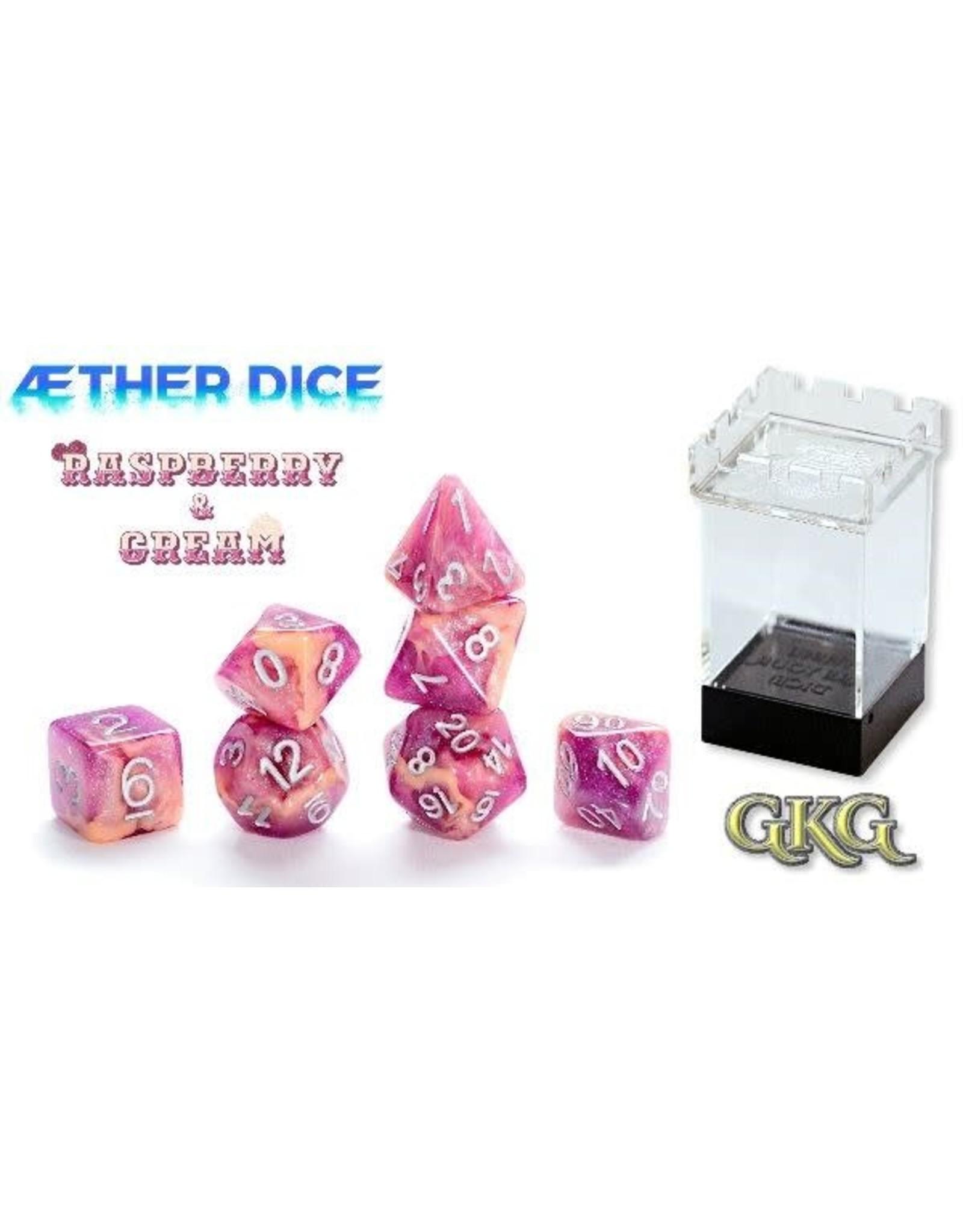 Gate Keeper Games Game Keeper Games  Aether Dice