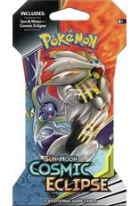 Pokemon Sleeved Pokemon Cosmic Eclipse Booster