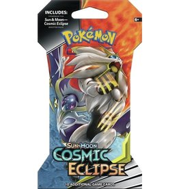 Pokemon Sleeved Pokemon Cosmic Eclipse Booster
