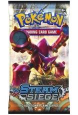 Pokemon Sleeved Pokemon Steam Siege Booster