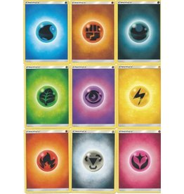 Pokemon Energy set of 45