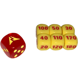 Pokemon Dice set of 7