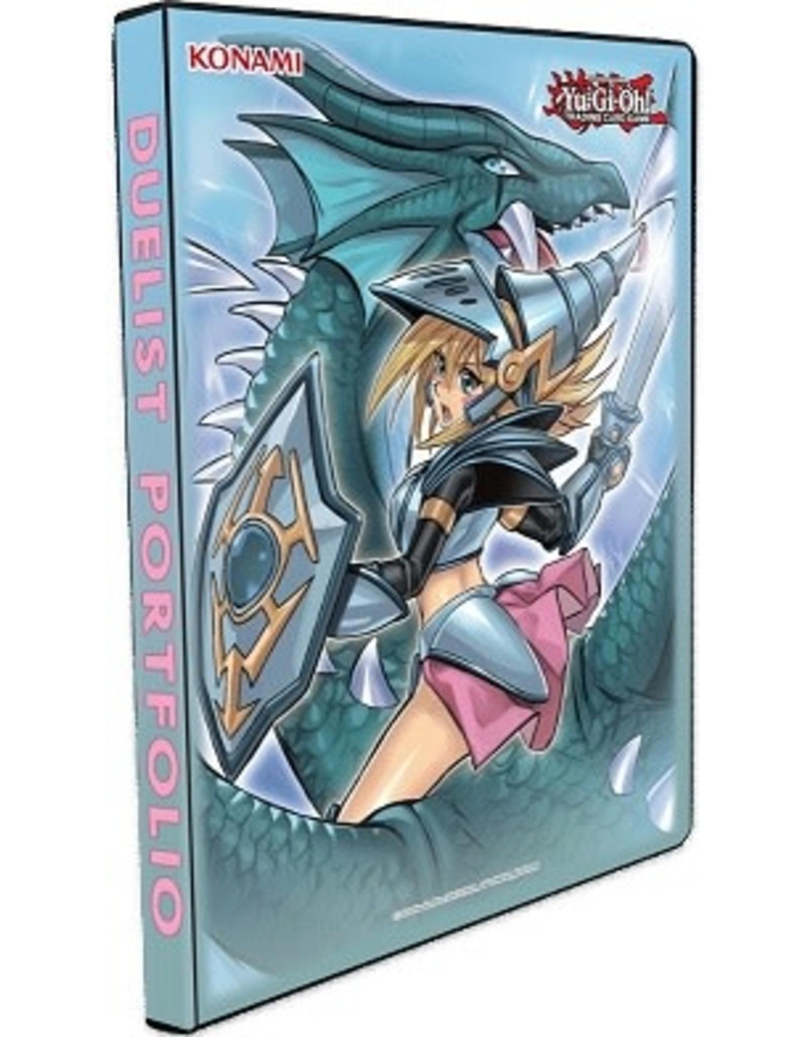 Konami Dark Magician Girl Dragon Knight Binder 9 Pkt