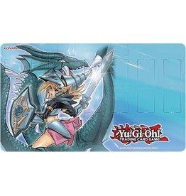 Konami Dark Magician Girl Dragon Knight Game Mat