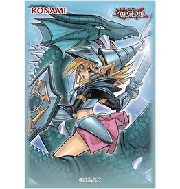 Konami Dark Magician Girl Dragon Knight Sleeves