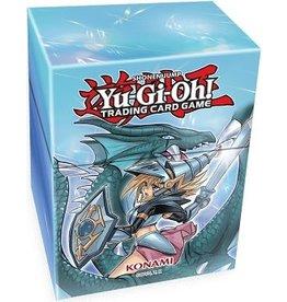 Konami Dark Magician Girl Dragon Knight Card Case