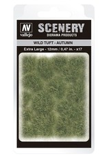 Vallejo Vallejo: Scenery -Wild Tuft - Autumn Extra Large 12mm