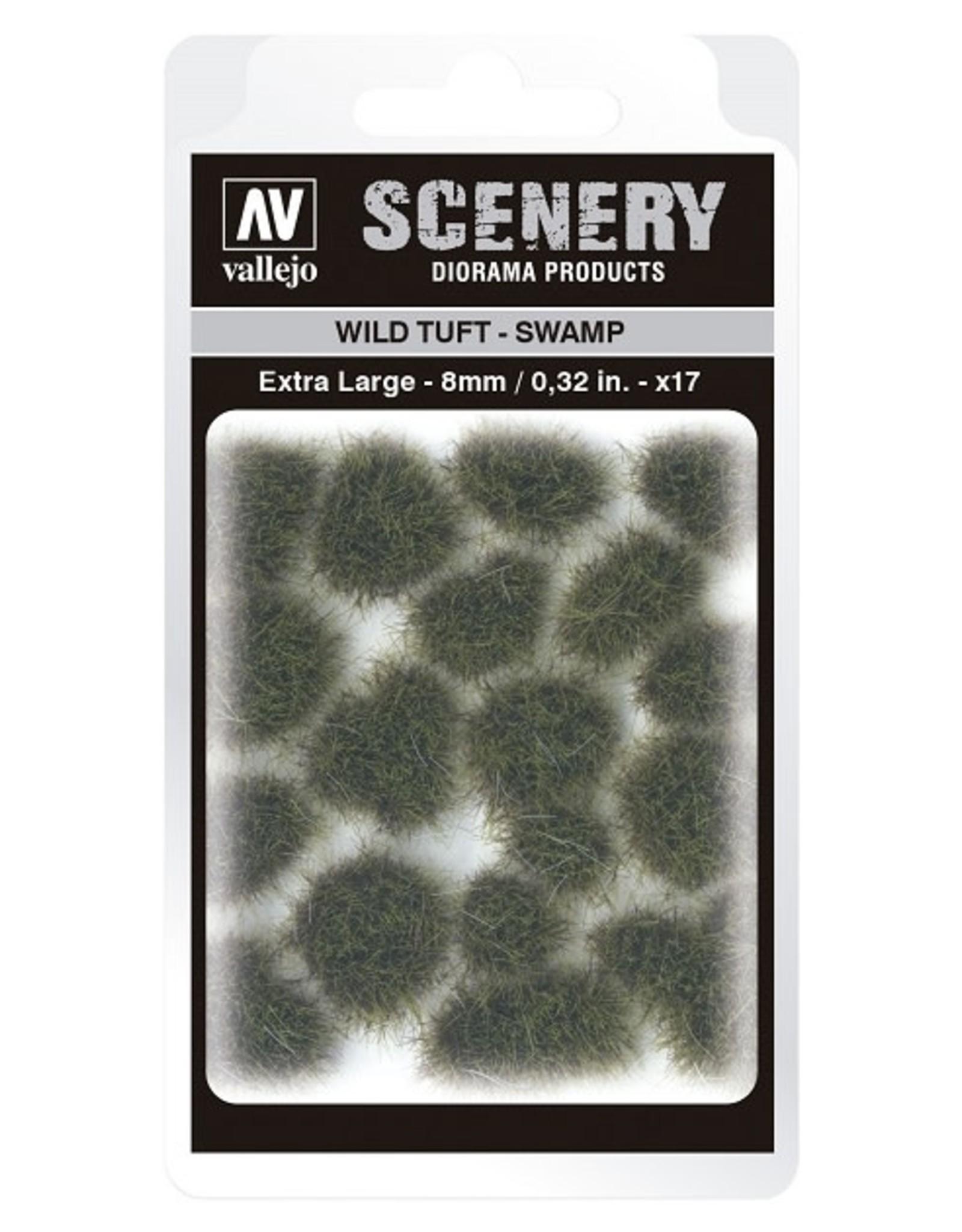 Vallejo Vallejo: Scenery -Wild Tuft - Swamp Extra Large 12mm
