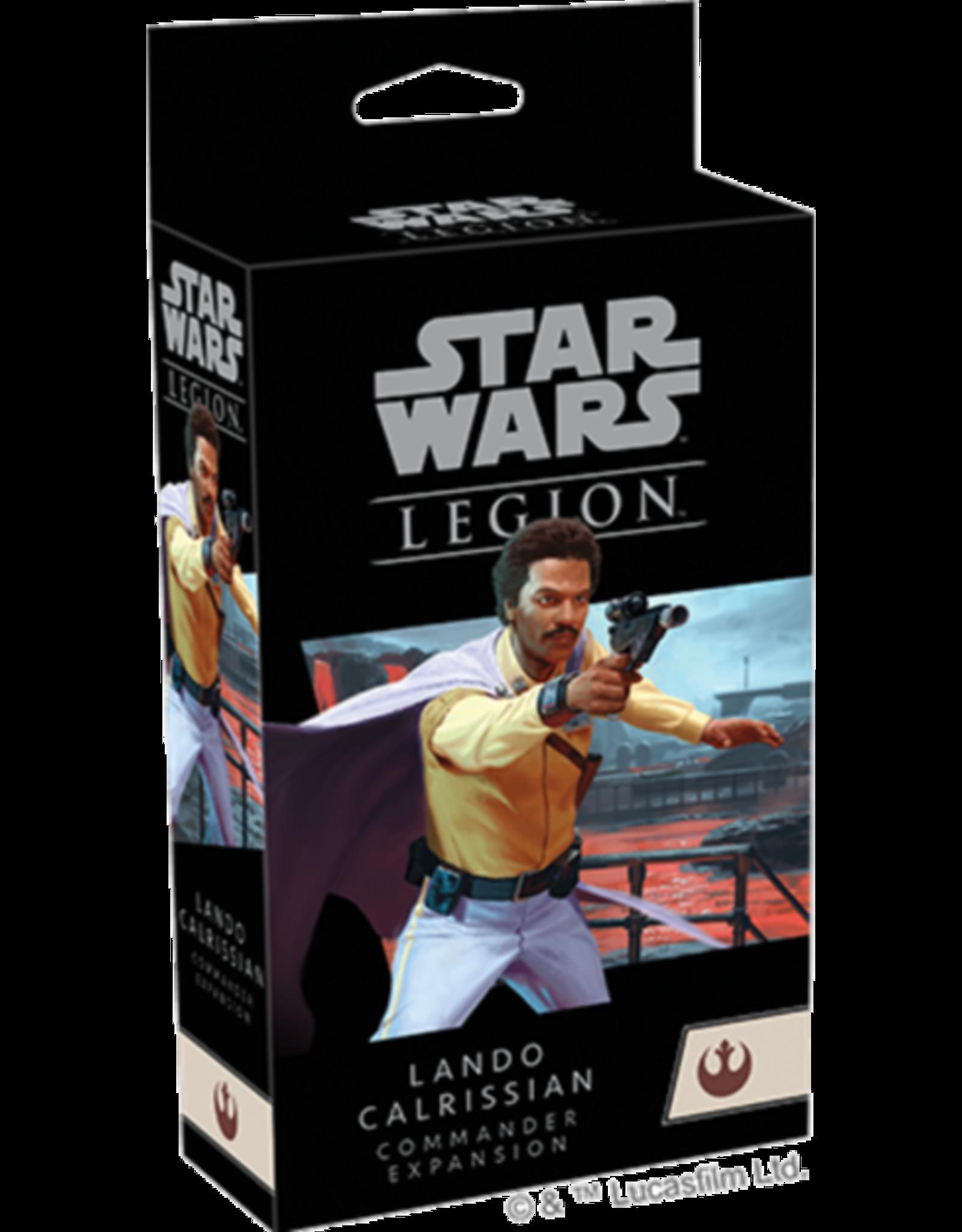 Fantasy Flight Star Wars Legion: Lando Calrissian Expansion