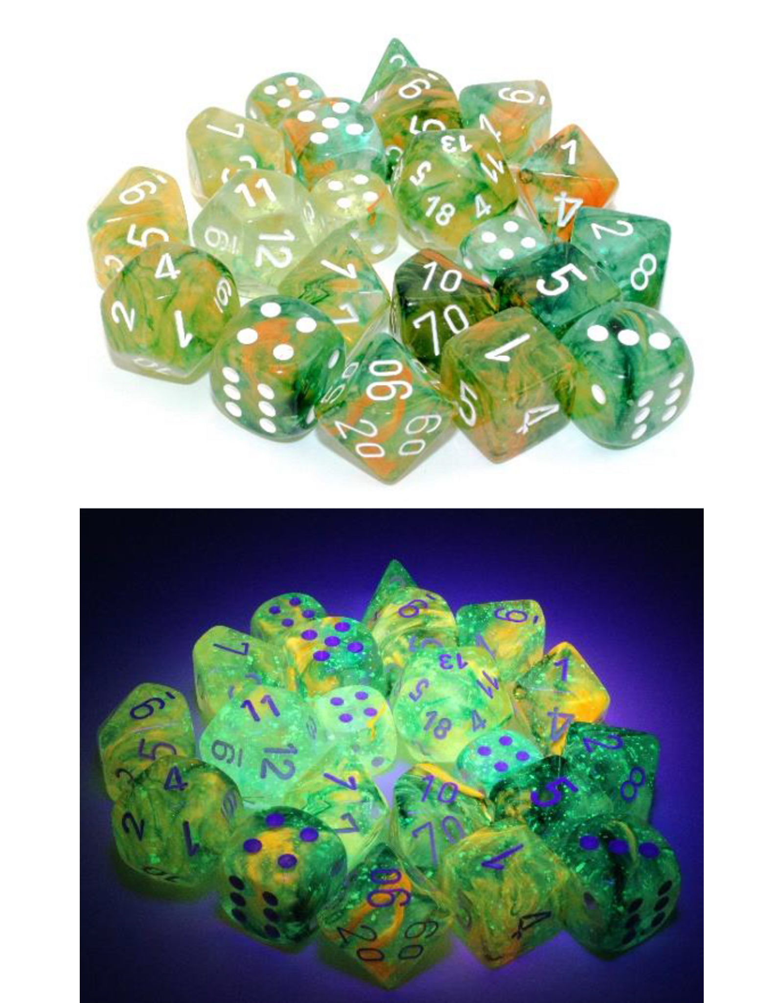 Chessex Chessex Nebula 12mm (36d6)