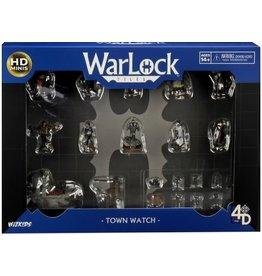 WizKids Warlock Tiles: Accessory - Town Watch