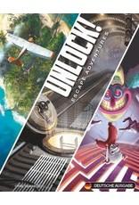 Space Cowboys Unlock - Escape Adventures