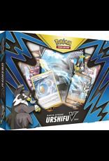 Pokemon Urshifu Battle Styles Box Set Rapid Strike