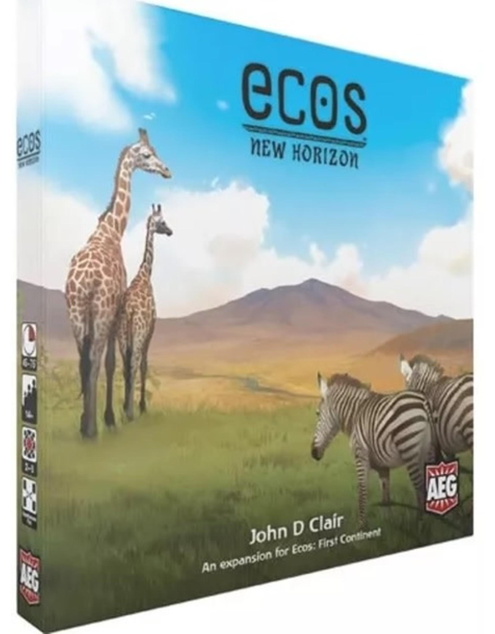 AEG Ecos: New Horizon