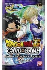 Bandai Dragonball Super Battle Evolution Booster Pack
