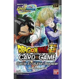 Bandai Dragonball Super Battle Evolution Booster Pack