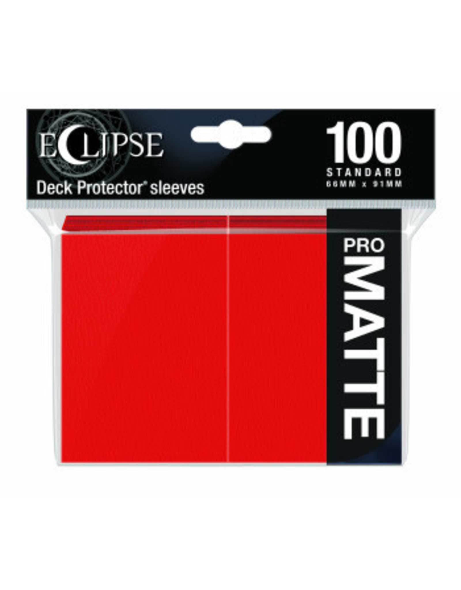 Ultra Pro Ultra Pro Eclipse Sleeves - Matte  (100)