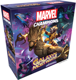 Fantasy Flight Marvel Champions LCG: The Galaxy's Most Wanted Hero Pack