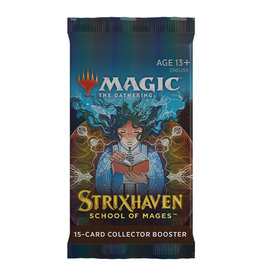 Wizards of the Coast Strixhaven Collector Booster Pack