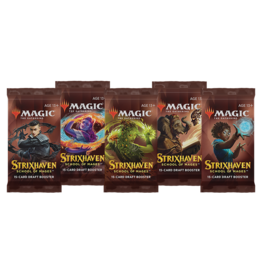 Wizards of the Coast Strixhaven Draft Booster Pack