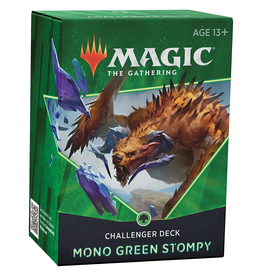 Wizards of the Coast 2021 Challenger Deck - Green Stompy