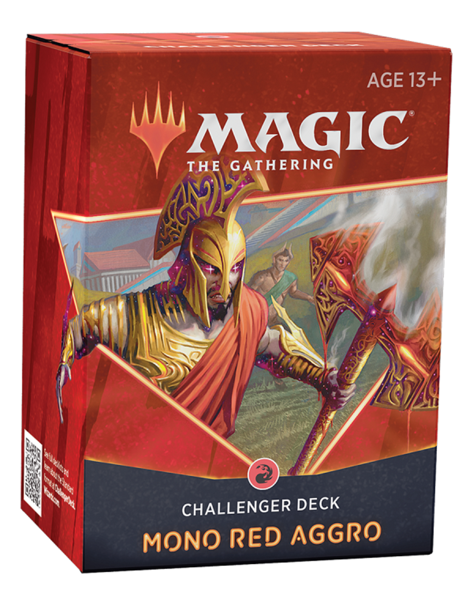 Wizards of the Coast 2021 Challenger Deck - Mono Red Aggro