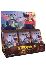 Wizards of the Coast Strixhaven Set Booster Box