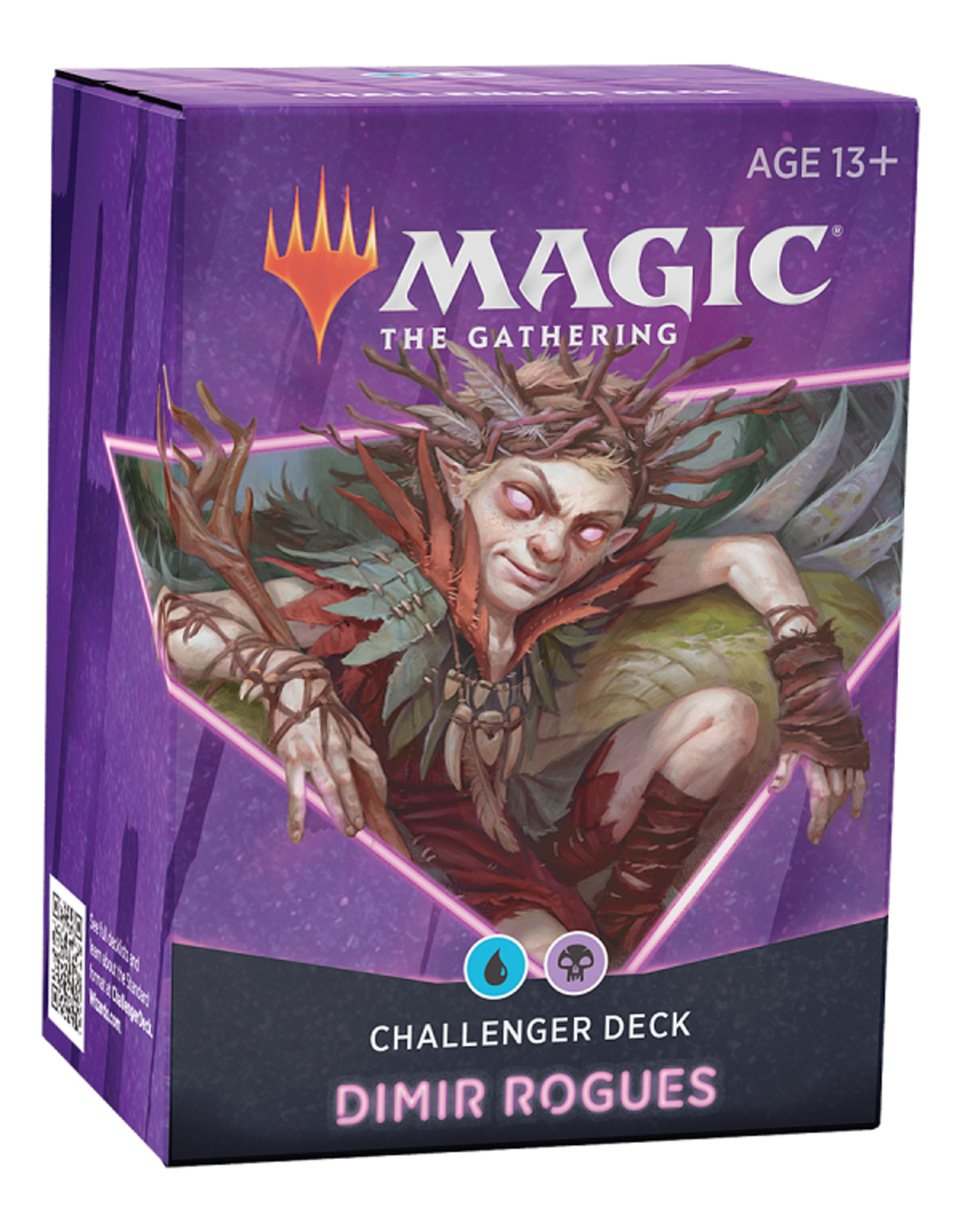 Wizards of the Coast 2021 Challenger Deck - Dimir Rogues