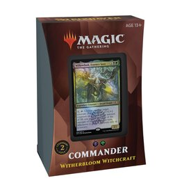 Wizards of the Coast Strixhaven Commander - Witherbloom Witchcraft (B/G)