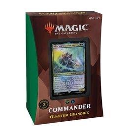 Wizards of the Coast Strixhaven Commander - Quantum Quandrix (U/G)