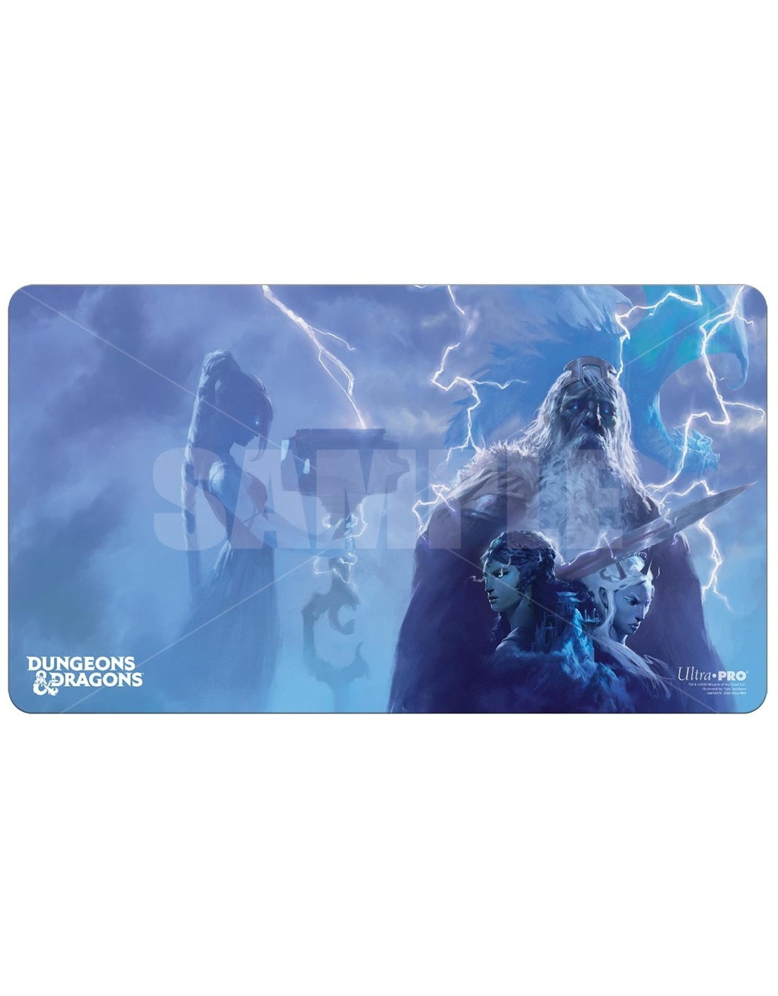 Ultra Pro Ultra Pro Dungeons and Dragons Playmats #1