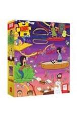 USAopoly Bob's Burgers Puzzle - Burger Dreams 1000 Piece