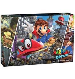 USAopoly Super Mario Odyssey Puzzle - Snapshot 1000 Pcs