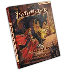 Paizo Pathfinder: Gamemastery Guide 2nd Edition