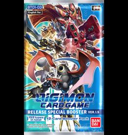 Bandai Digimon 1.5 Booster Pack