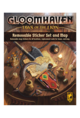 Cephalofair Gloomhaven Jaws of the Lion Removable Sticker Set
