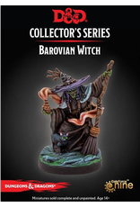 Gale Force 9 Curse of Strahd Minis: Barovian Witch