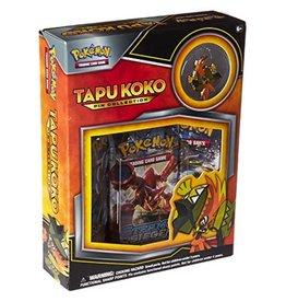 Pokemon Tapu Koko Pin Collection