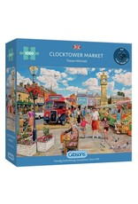 Gibsons Gibsons Clocktower Market 1000 pieces