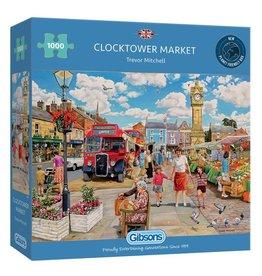 Gibsons Gibsons Clocktower Market 1000 pieces