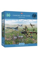 Gibsons Gibsons Changing of the Guard 1000 pieces