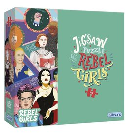 Gibsons Gibsons Rebel Girls 500 Pieces