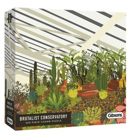 Gibsons Gibsons Brutalist Conservatory 500 Pieces