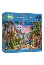 Gibsons Gibsons Mermaid Street XL 500 Pieces