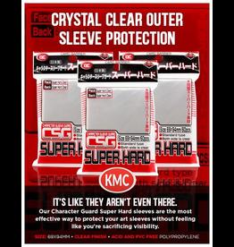 KMC KMC Character Guard Super Hard Clear 60CT