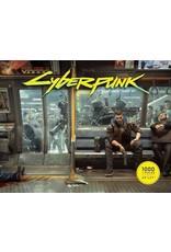 Cyberpunk Metro Life 1000 Piece Puzzle