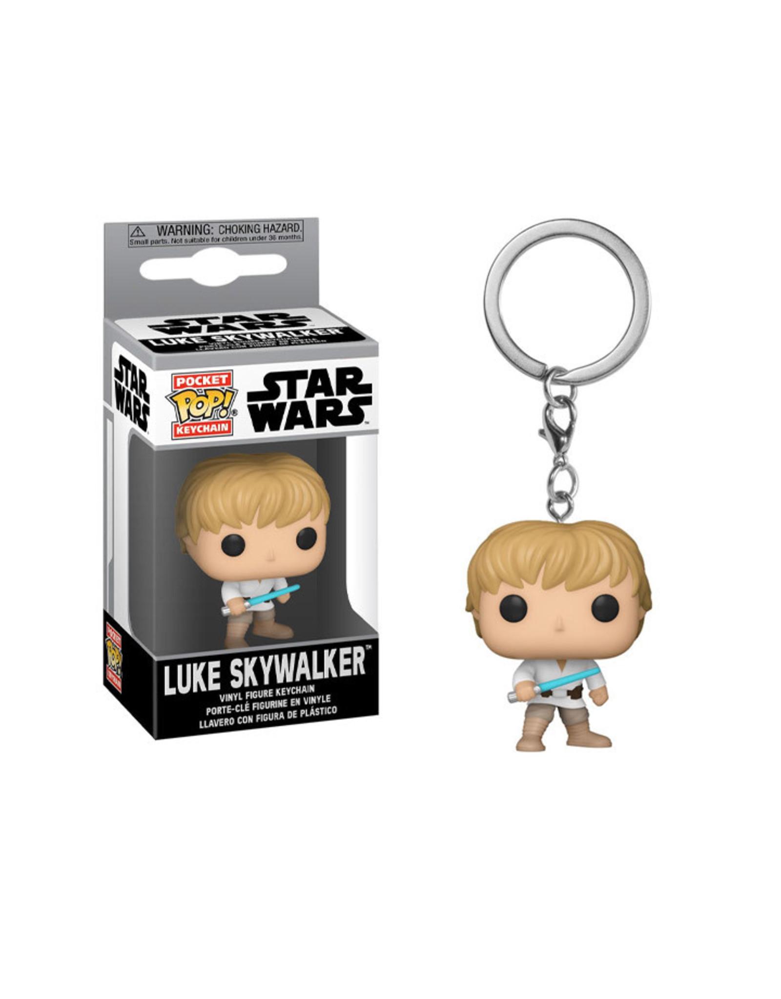 Funko Pop Classic Luke Skywalker Pop Keychain