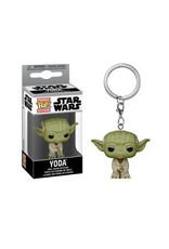 Funko Pop Classic Yoda Pop Keychain