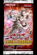 Konami Yugioh: Ancient Guardians Booster Pack