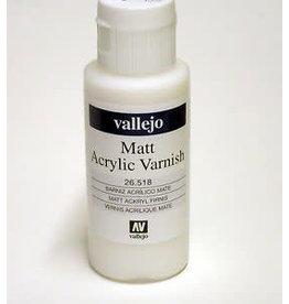 Vallejo Vallejo Varnish - Matte 60ml